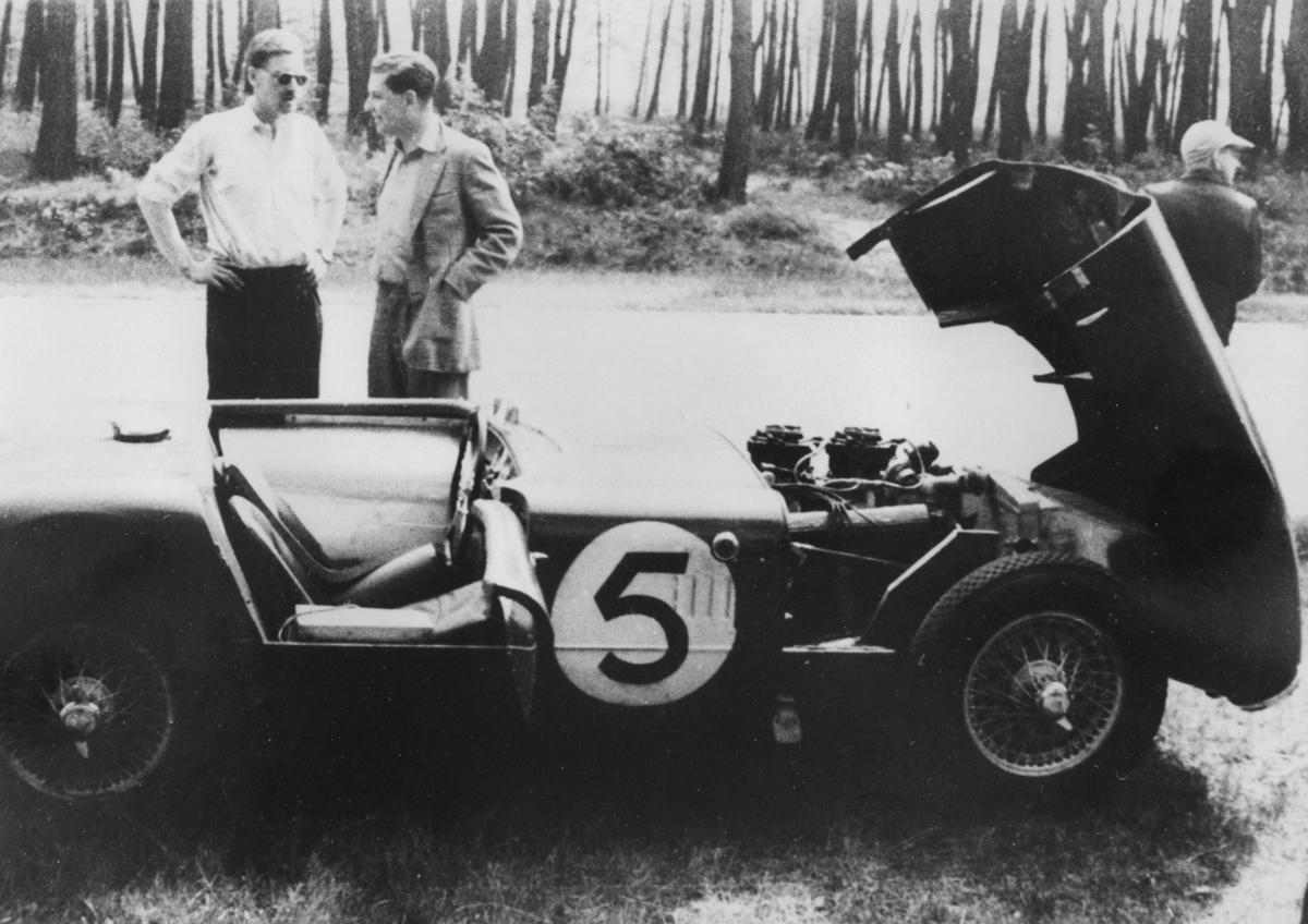 No.5_Duntov_Le_Mans_1953